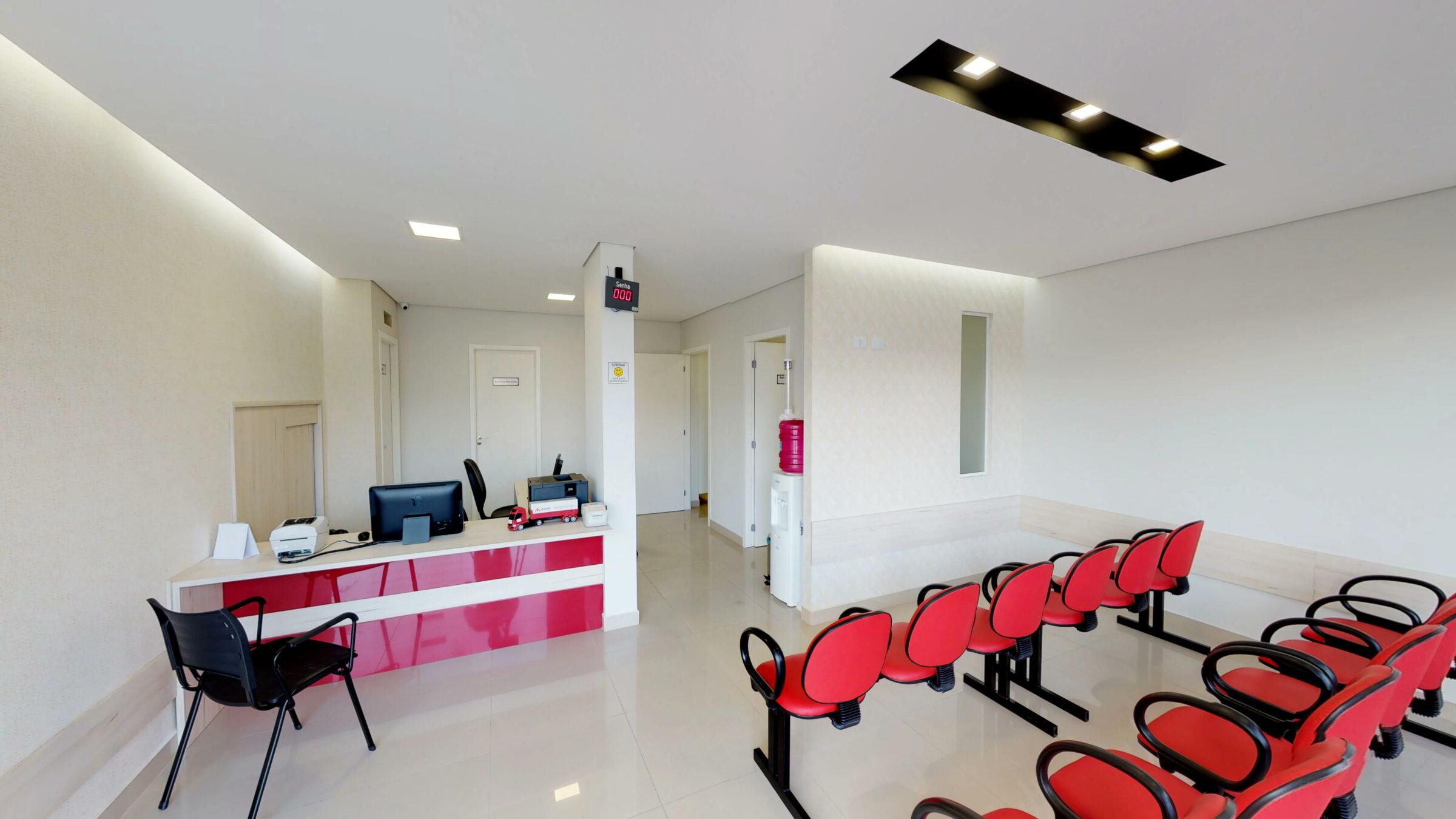 Foto 360º Capa 360º Tour Virtual Tour Virtual 360º Suhlab Analises Clinicas 094317